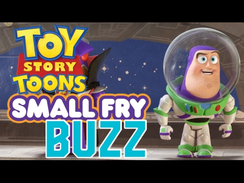 Toy Story Small Fry Poultry Palace Buzz Lightyear D23 Expo 2013 Review/Unboxing