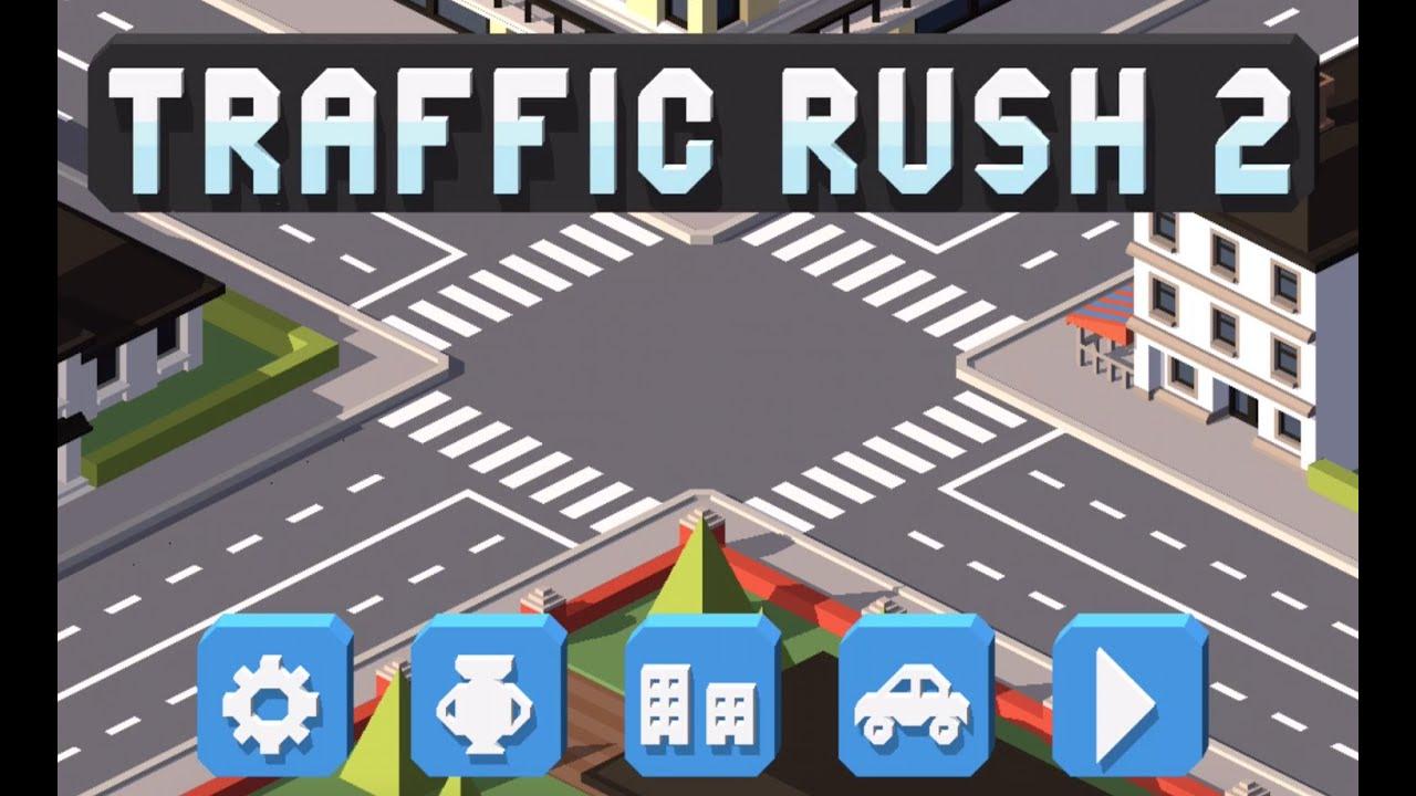 Traffic Rush 2 On The App Store 1080p60 Intro Gameplay