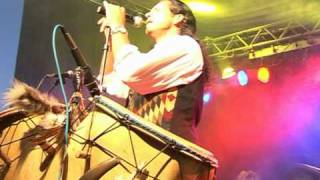 Big City Indians LIVE: Rhythm of the Heart ...Tribal Drums & Chants