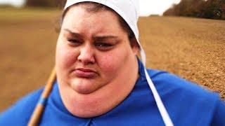 Az Amish Asszony Csodálatos Élete...