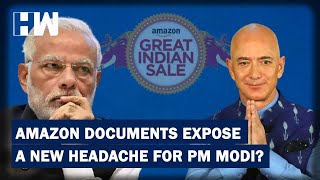 The Great Amazon Expose: How The E-Commerce Company Dodged India's FDI Policy?| Reuters