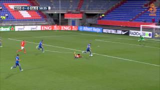 Highlights Netherlands (Youth) - Slovakia 0-1 EC-qualification