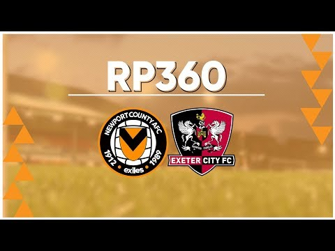 #RP360 | Exeter City F.C Leasing Cup