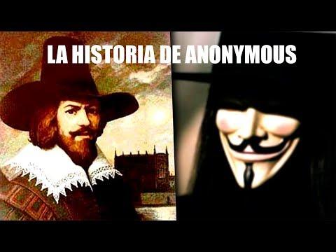 La Historia De Anonymous  El Origen De La Mascara Del Siglo XVII