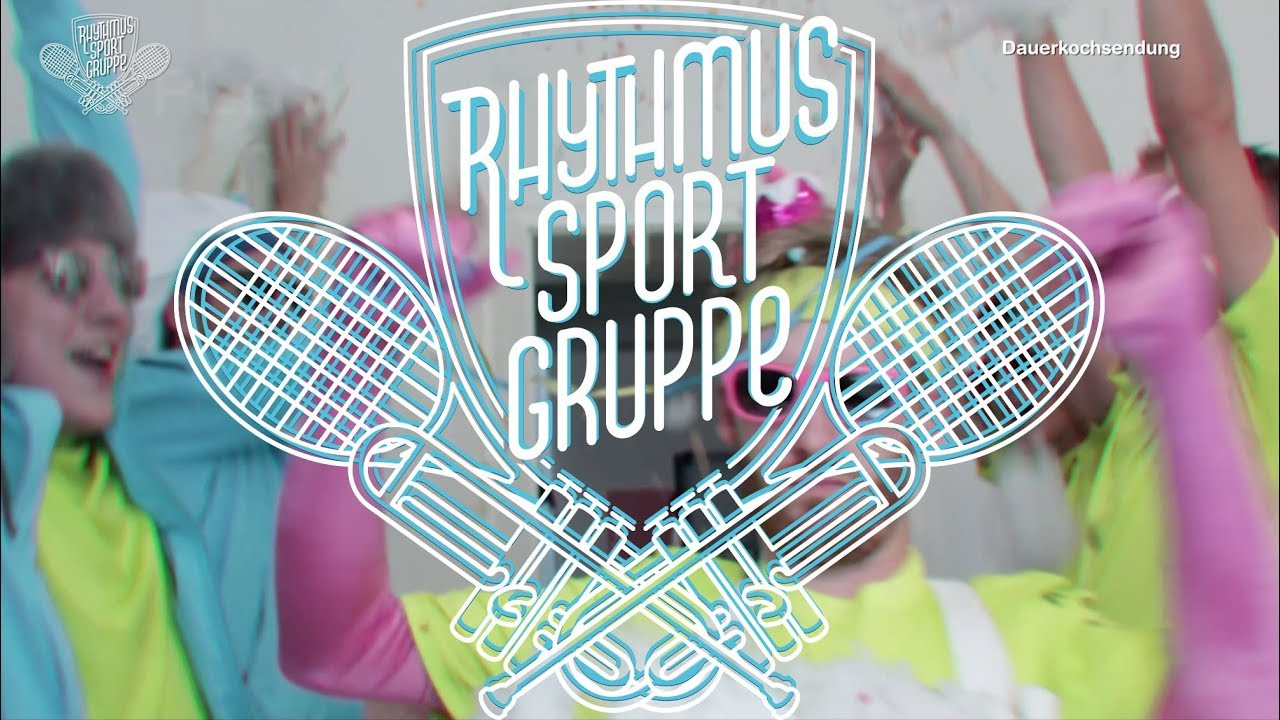 Rhythmussportgruppe - Spicy Funk Cake (Official Music Video)