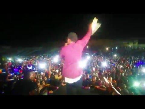 Bisa Kdei thrills Liberian fans with Mansa