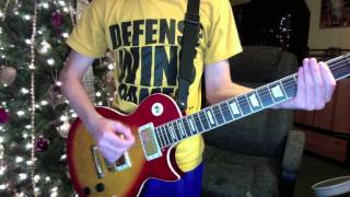 I Knew You Were Trouble (We Came as Romans Remix) - Guitar Cover