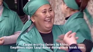 Khorazm dance, Lazgi thumbnail