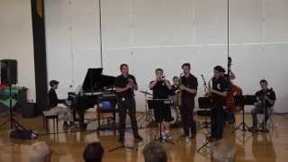 Pentastic Jazz Festival 2015 - Curbside Trad Jazz Band