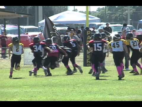 2014 PW DUNNELLON TIGERS - Pop Warner Southeast Division 3 Regional Champions