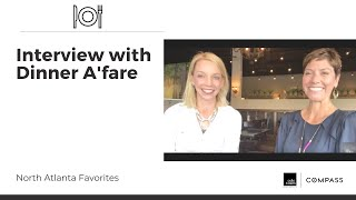 Cole Team interview with Forsyth's own Stephanie Wright from Dinner A fare