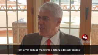 José Sócrates - O ativista Sergio Moro