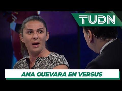 """Ana Guevara: """"Los atletas tienen lo que les toca"""""""