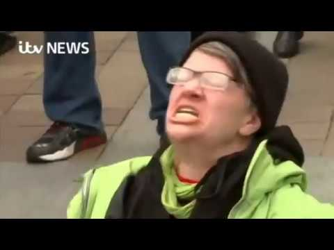 Image result for women screaming when trump won
