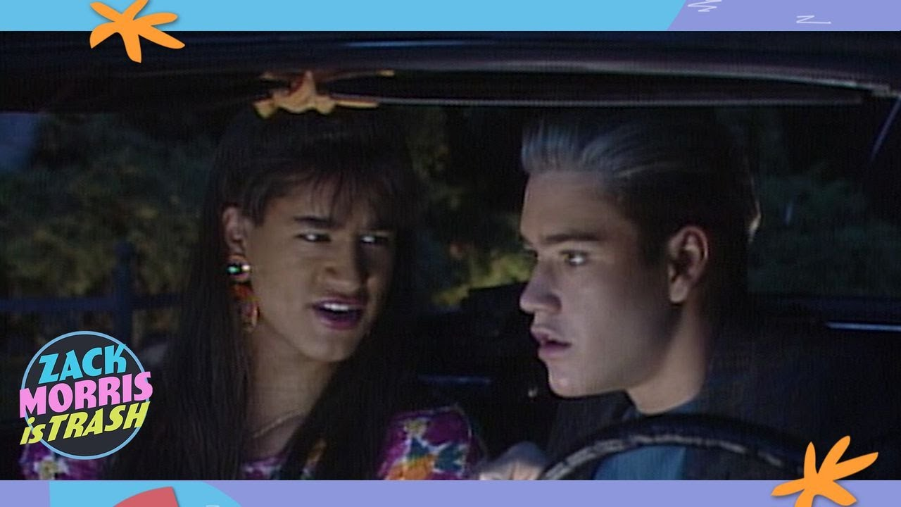 The Time Zack Morris Dated Slater's Kid Sister