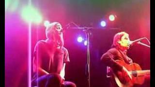 Gus Black Love Is A Stranger live 2008