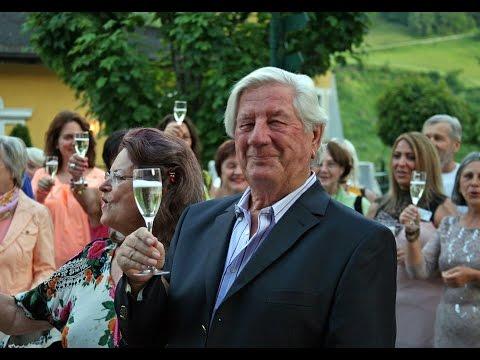 Horst Krohne Zum 80. Geburtstag: Meine Erfahrungen Als Geistheiler (Vortrag Schladming 2014)