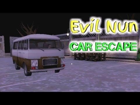 Evil Nun Car Escape Full Gameplay thumbnail
