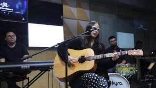 Nadya Fatira Bayangkan Rasakan Pencipta Lagunya
