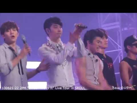 20150430 Happy Birthday to WOOYOUNG