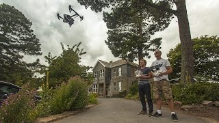 Aerial video: FSC Slapton, Devon