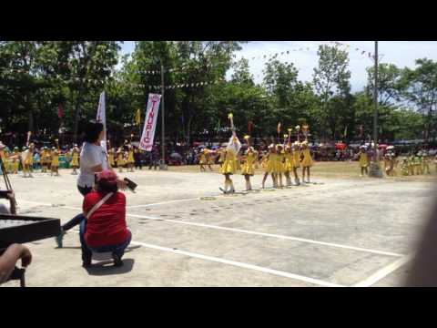 San pedro elementary school champion drum and lyre