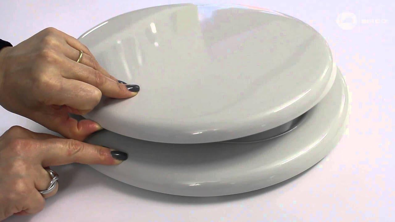 Sedile copriwc ideal standard serie small bianco ideal for Ideal standard cantica copriwater