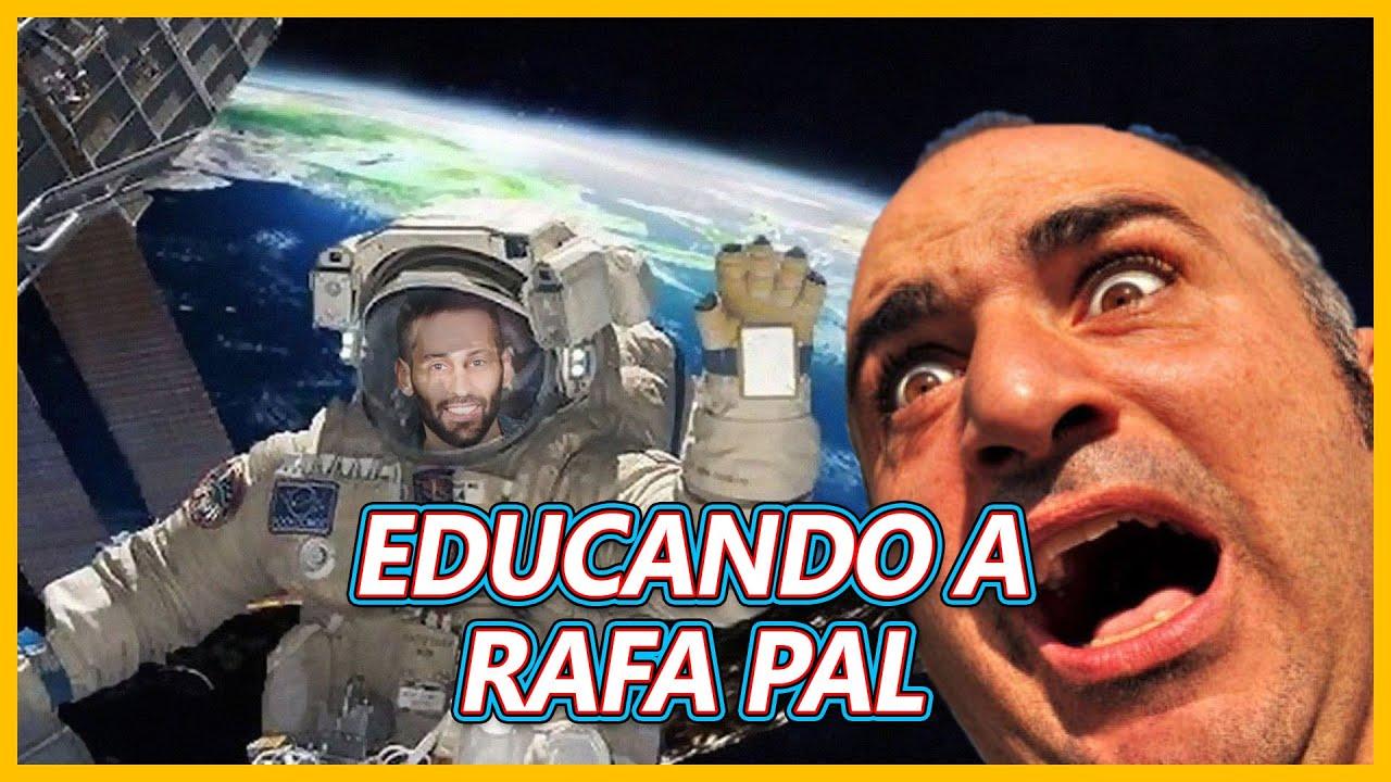 Educando a Rafa Pal con Final Sorpresa!