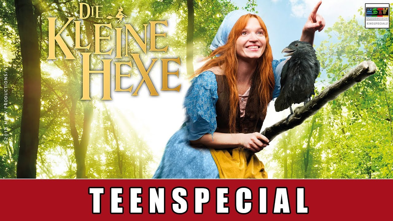 Die kleine Hexe - Teenspecial | TV-FEATURE | Karoline Herfurth | Otfried Preußler