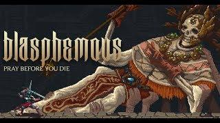 You may all be wondering - Blasphemous Narrative Demo - 2d Metroidvania!