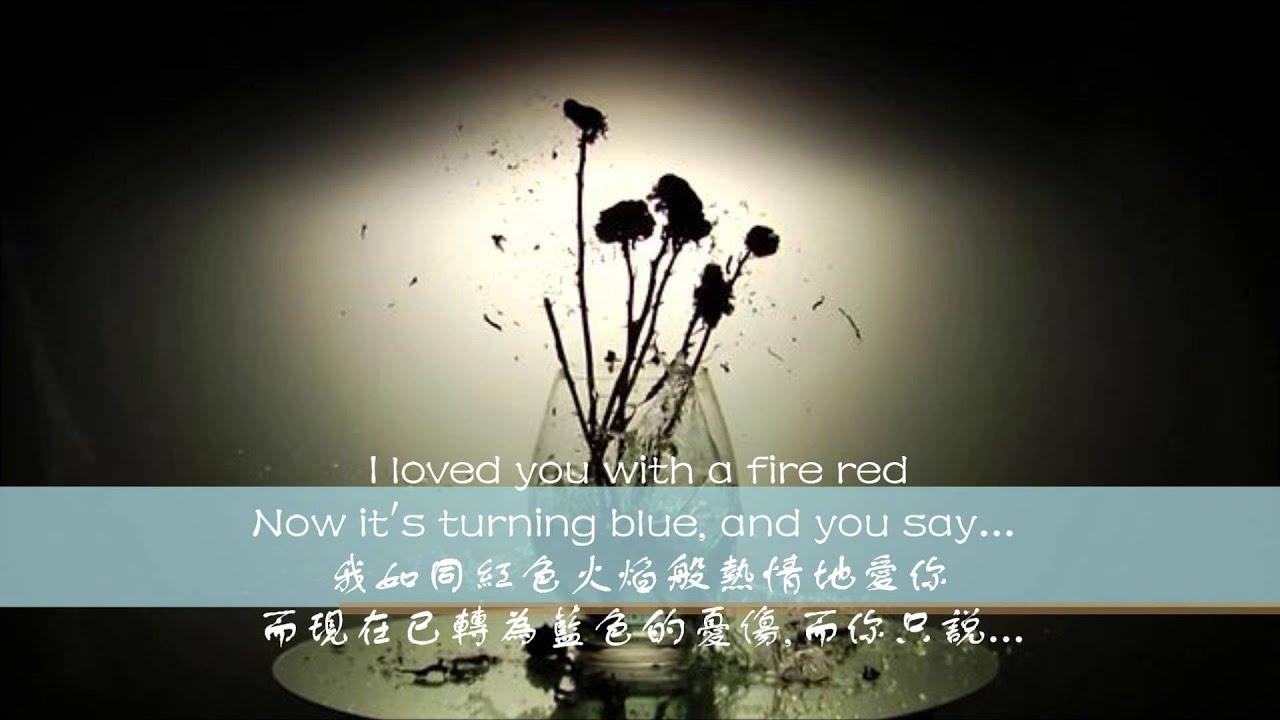 [HD][繁中字幕][English lyrics] One Republic, Timbaland - Apologize