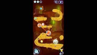 Cut the Rope: Magic. Level 5-15. Ancient Library.