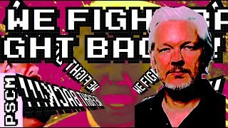 WE FIGHT BACK! - ASSANGE - CREEPY BIDEN - ALEX JONES [PSCM2]