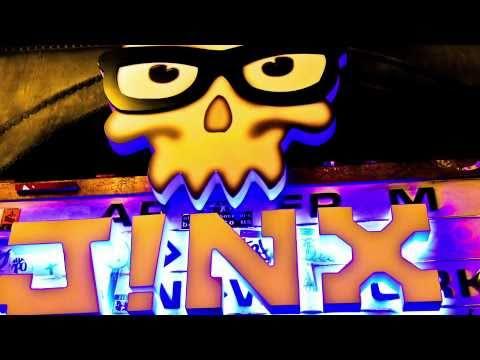 J!NX hits YRB in Soho, New York City