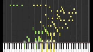 """Alkan - Ètude Op.39 No.12 - """"Le Festin D"""