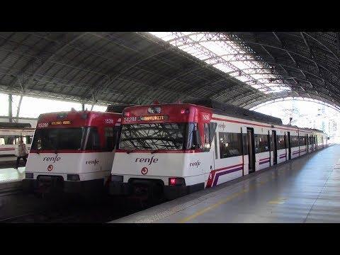 RENFE Cercanías Bilbao Línea C-1 Santurtzi ⇒ Bilbao Abando