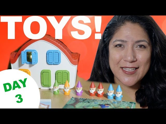 TOY GIFT GUIDE feat. Smart Games Day 3
