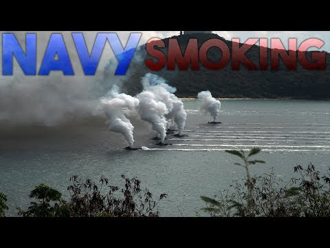 Will You Start Smoking After Navy Bootcamp
