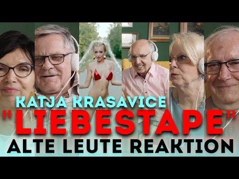 """Neuer Katja Krasavice Song """"LiebesTape""""    Alte Leute Reaktion"""