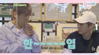 Makan-makan bareng Baekhyun, Chen dan Xiumin EXO-CBX