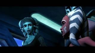 Падение фригата Звёздные войны Войны клонов (1сезон 13 серия)