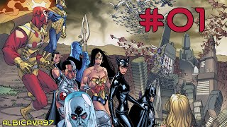 DC Universe Online-Walkthrough Gameplay ITA #1-Creazione del personaggio