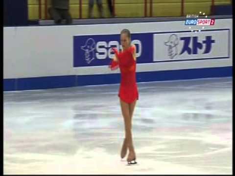Julia Lipnitskaya - 2013 World Junior Championships - Exhibition