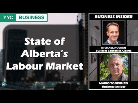 State of Alberta's Labour Market