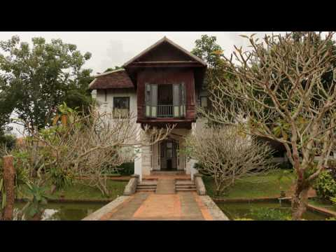 Laos - Luang Prabang Tempio Wat Xieng Thong