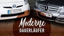 Moderne Dauerläufer - Diese Autos fahren ewig!