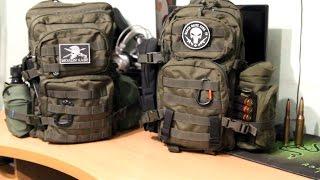 Тактический рюкзак. Обзор и сравнение тактических рюкзаков