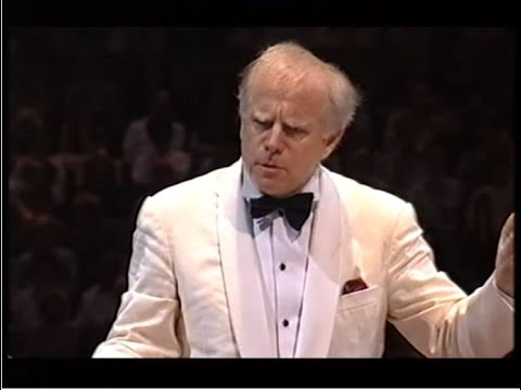 Prokofiev Dance of the Knights Romeo and Juliet  Slatkin conducts