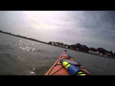 FOLLY CREEK KAYAK TOUR WITH ERIC FROM COASTAL EXPIDITIONS