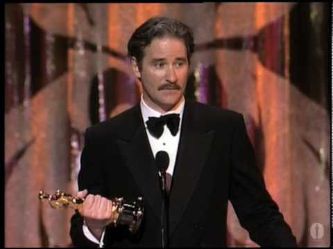 Kevin Kline Wins Supporting Actor: 1989 Oscars
